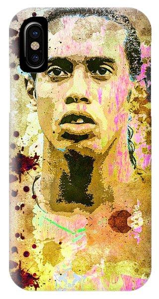Ronaldinho Gaucho IPhone Case