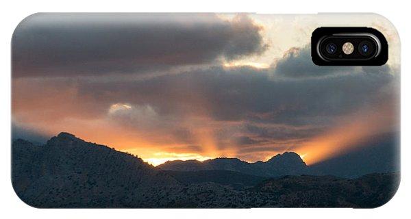 Ronda Sunset IPhone Case