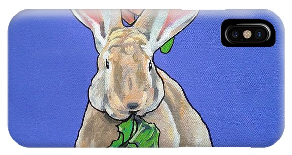 Ronnie The Rabbit IPhone Case
