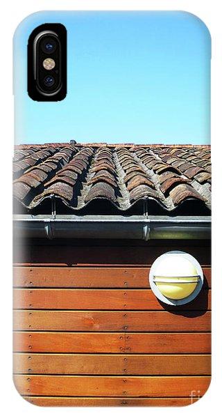 Roofline Ripples IPhone Case