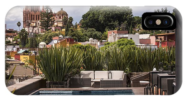 San Miguel iPhone Case - Rooftops Of San Miguel Mexico by Juli Scalzi