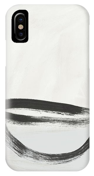 Spa iPhone Case - Room To Receive 1- Zen Abstract Art By Linda Woods by Linda Woods