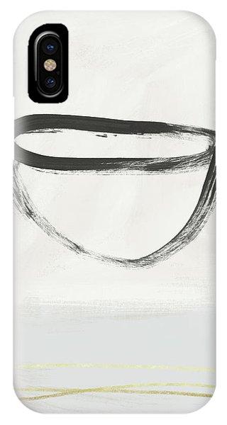 Zen iPhone Case - Room To Receive 2- Art By Linda Woods by Linda Woods