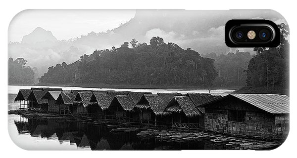 Room With A View - Kho Sok Thailand IPhone Case