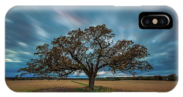 Rooted Waukesha IPhone Case