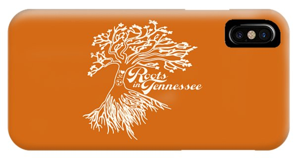 Roots In Tennessee IPhone Case