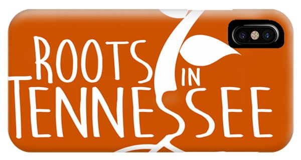 Roots In Tennessee Seedlin IPhone Case