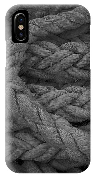 Rope I IPhone Case