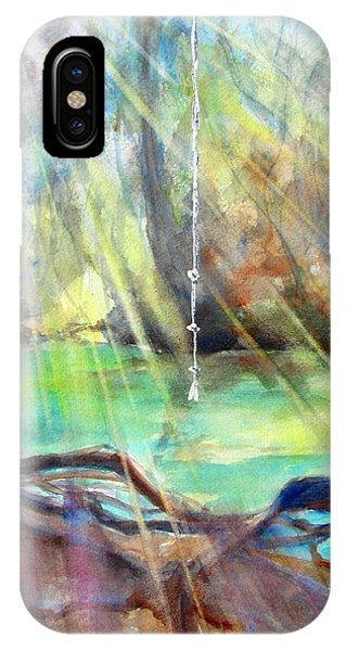 Rope Swing IPhone Case