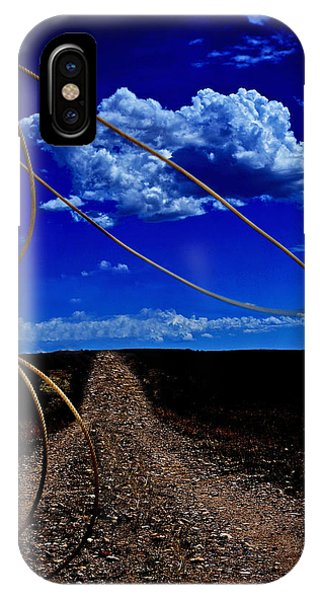 Rope The Road Ahead IPhone Case