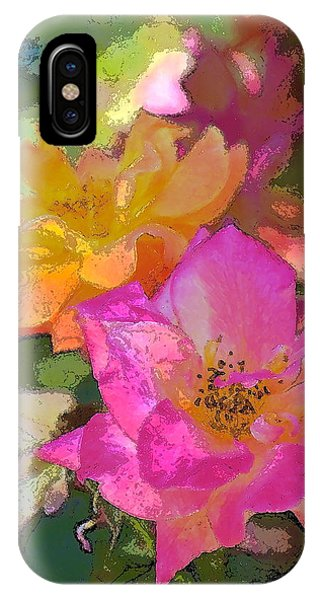 Rose 114 IPhone Case