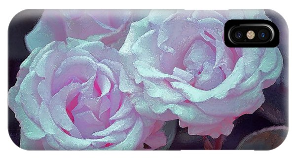 Rose 118 IPhone Case