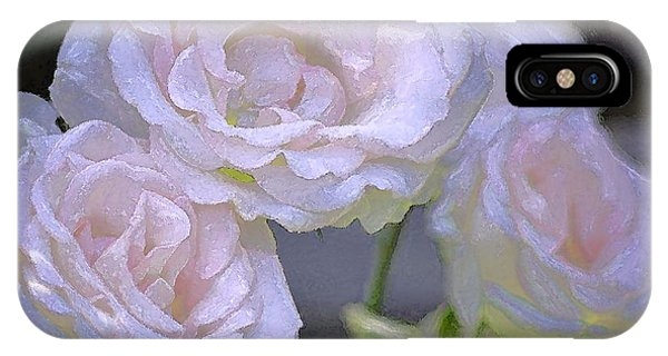 Rose 120 IPhone Case