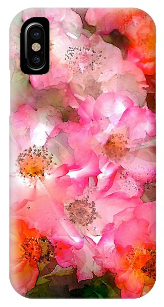 Rose 140 IPhone Case