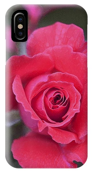 Rose 160 IPhone Case