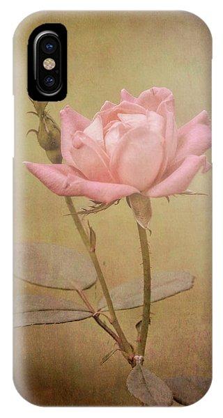 Rose 2 IPhone Case