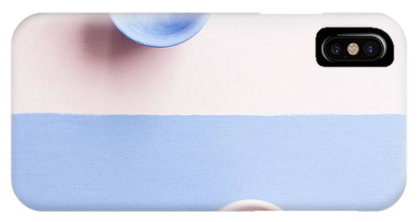 Colorful iPhone Case - Rose And Serenity IIi by Andrey A