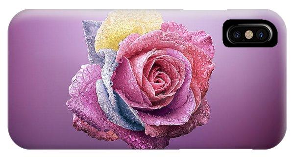 Rose Colorfull IPhone Case