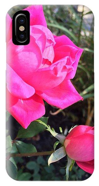 Rose Duet IPhone Case