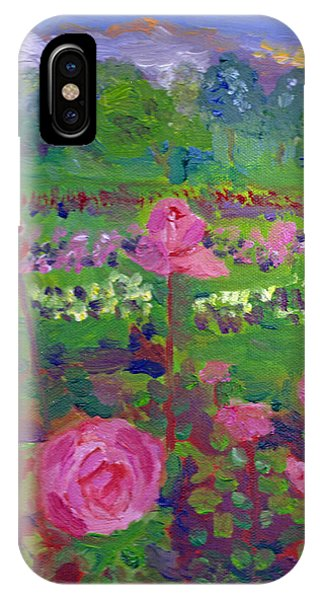 Rose Gardens In Minneapolis IPhone Case