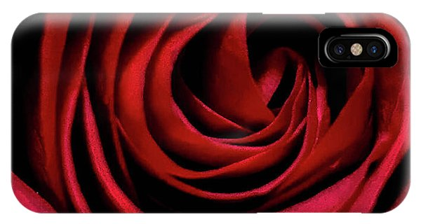 Rose Of Love IPhone Case