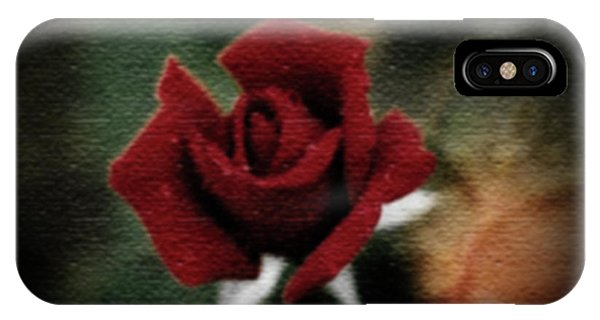 iPhone Case - Rose Texere by Cynthia Leaphart