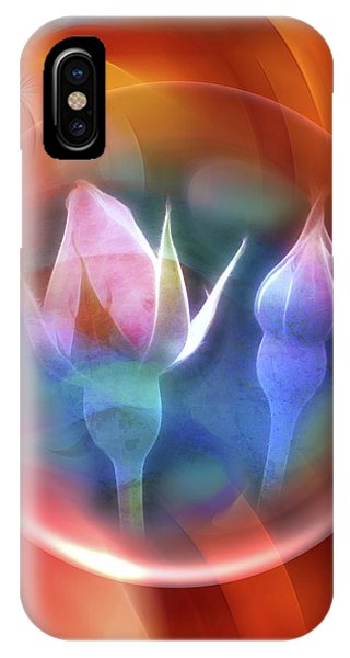 Rosebowl IPhone Case