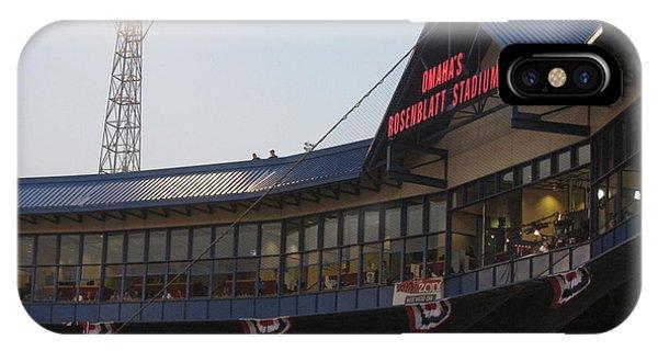 Rosenblatt Stadium IPhone Case