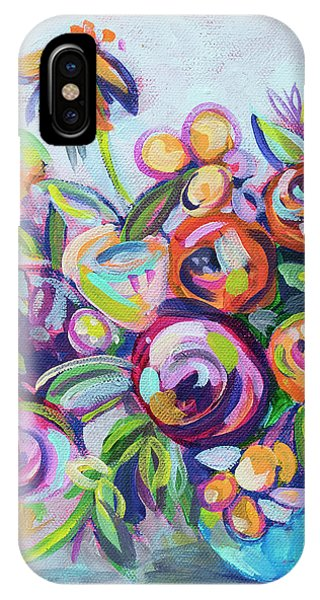 Roses And Kumquats IPhone Case