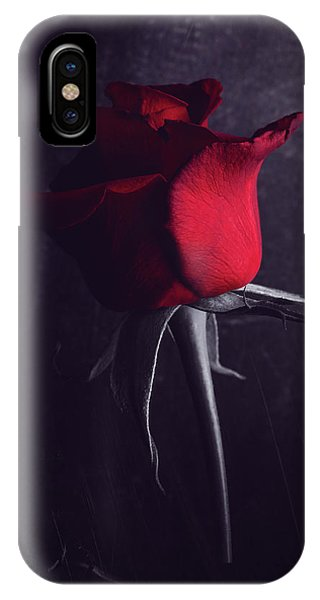 Roses Are Red... IPhone Case