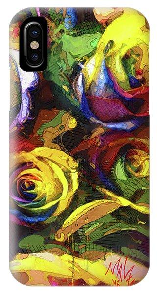 Roses Dream IPhone Case