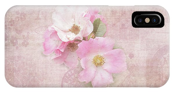 Roses Eternal IPhone Case