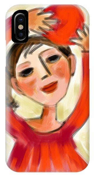Rosie Red  IPhone Case