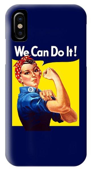 Rosie The Rivetor IPhone Case