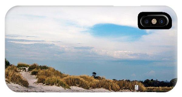 Rosignano Beach IPhone Case