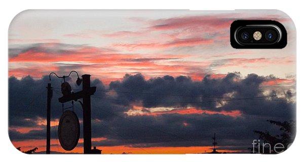 Rossington Sunset IPhone Case