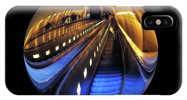 Rosslyn Metro Station IPhone Case
