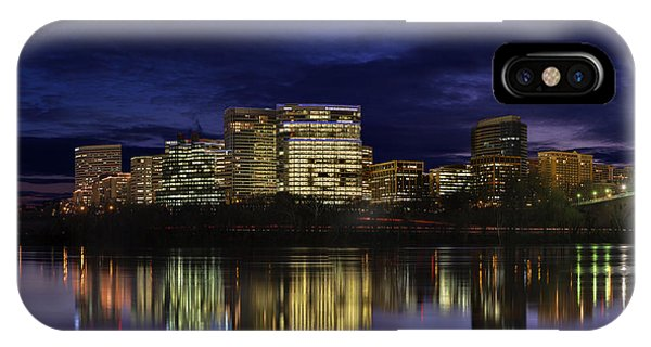 Rosslyn Skyline IPhone Case