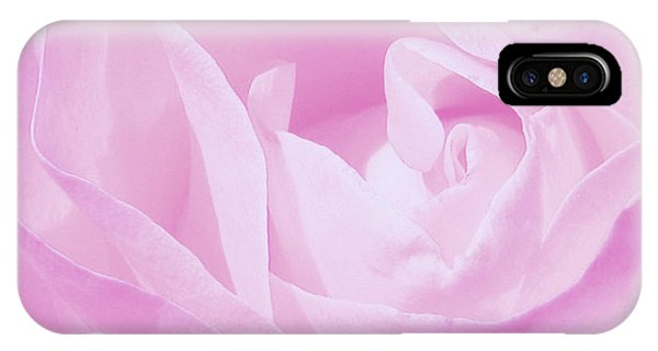 Rosy Cheek Pink IPhone Case