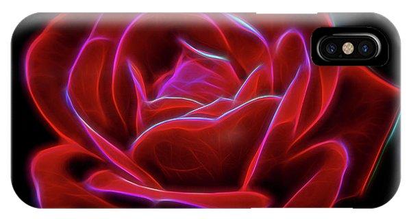 Rosy Dream IPhone Case