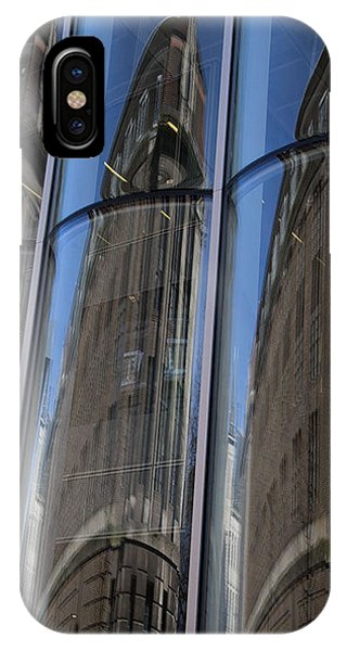 Rotterdam Reflections IPhone Case