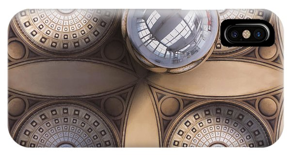 Rotunda 4 Ways IPhone Case