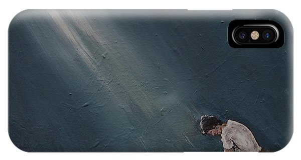 Rough Day IPhone Case