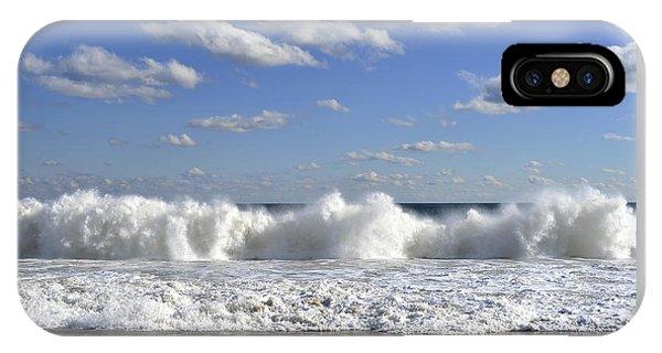 Rough Surf Jersey Shore  IPhone Case