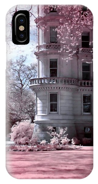 Rounded Corner Tower IPhone Case