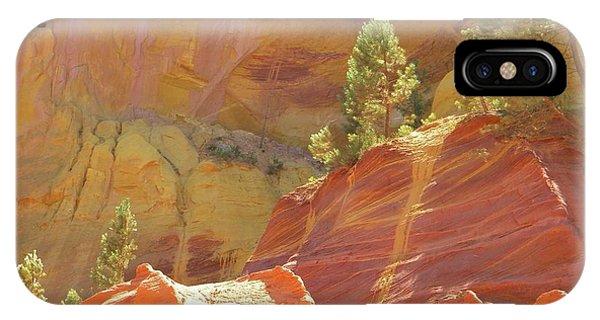 Roussillon Colours IPhone Case