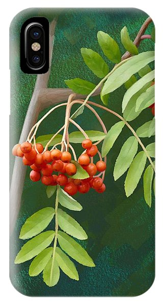 Rowan Tree IPhone Case
