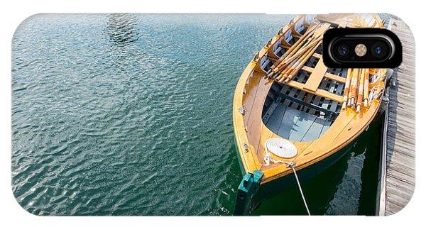 Rowboat IPhone Case