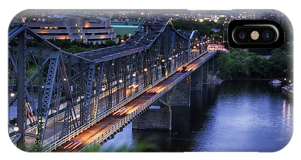 Royal Alexandra Interprovincial Bridge IPhone Case