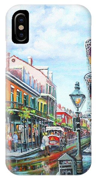 Royal Balconies IPhone Case